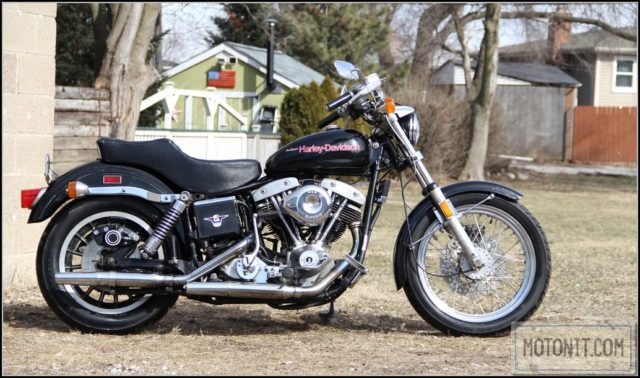 Details about 1977 Harley-Davidson FXE 1200 Superglide AMF